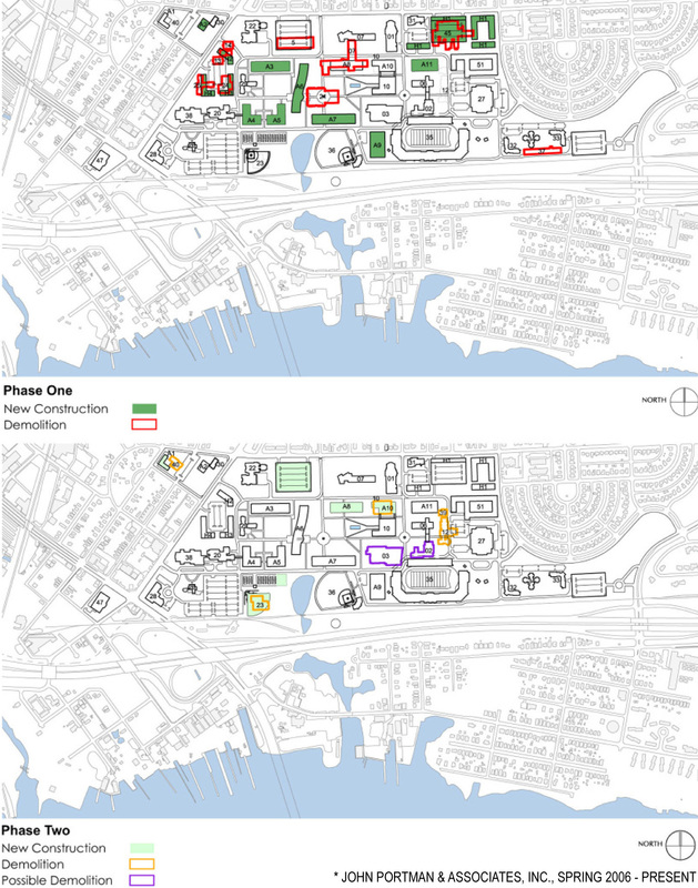 Norfolk State Campus Map.Norfolk State University Janae Futrell Aicp Leed Ap
